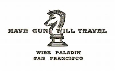 Image result for have gun will travel